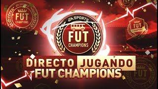 CERRAMOS LA JORNADA DE FUT CHAMPIONS CON LOS BÚHOS | FIFA 19 ULTIMA TEAM