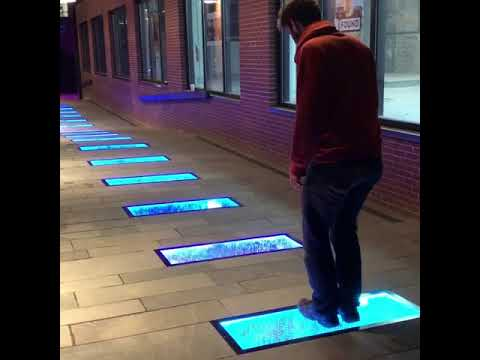 Promenade Interactive Art, Denver CO