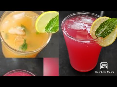 Beat the heat with these refreshing mocktails ����