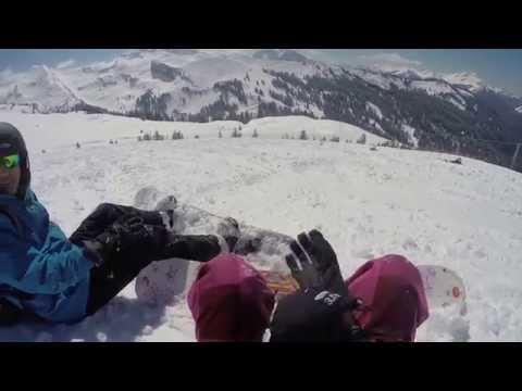 GoPro Hero4: Ski And Snowboarding Avoriaz
