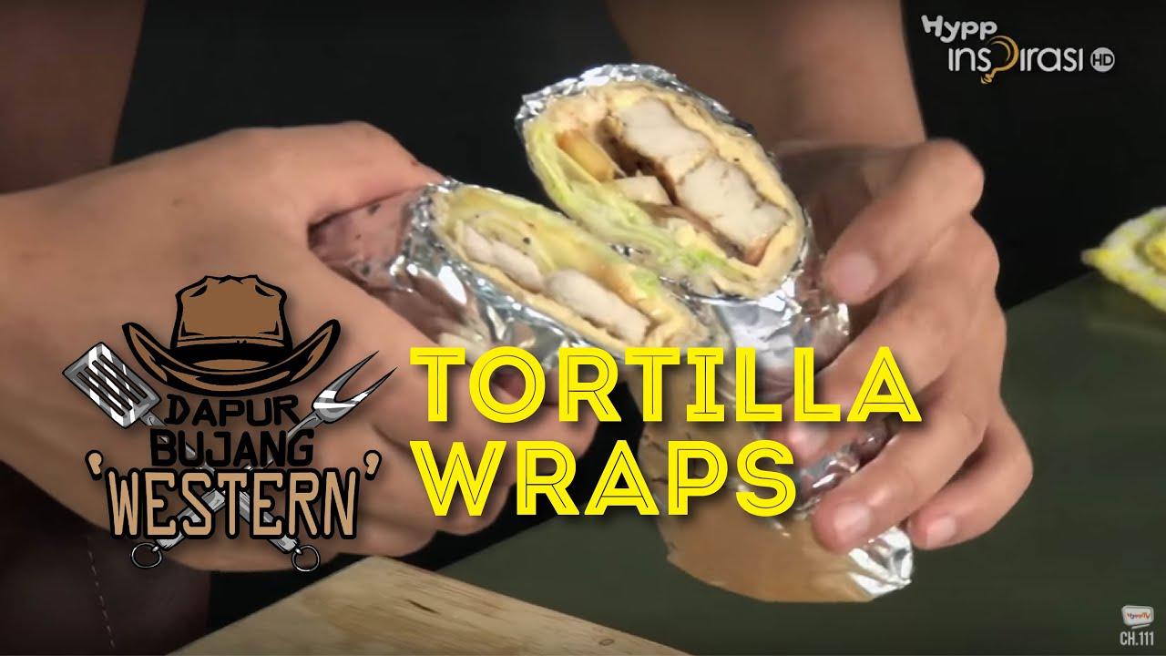 Dapurbujang Western Tortilla Wraps