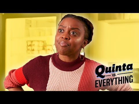 Quinta Tries To Be Petty