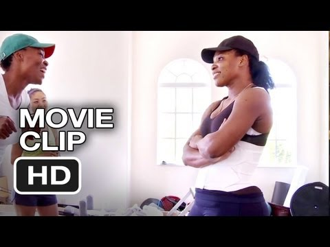 Venus and Serena Movie CLIP - Inseparable (2013) - Williams Sisters Documentary Movie HD