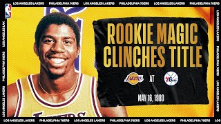 Rookie Magic Leads Lakers To Title | #NBATogetherLive Classic Game