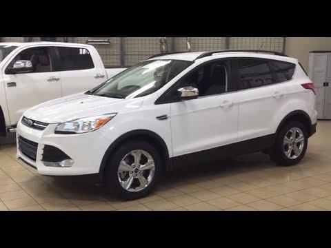 2014 Ford Escape SE Review