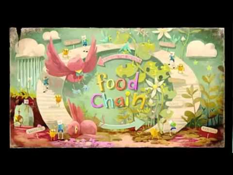 Adventure Time - Food Chain Song