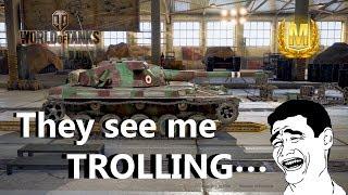 World of Tanks PS4 - AMX ELC bis 2nd Ace Tanker