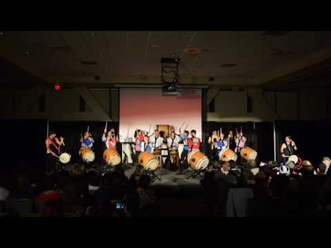 New Nesshin - 2016 Jodaiko Spring Concert