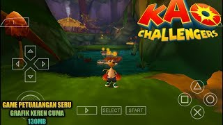 Cara Download Dan Install Game KAO Challengers PPSSPP Android