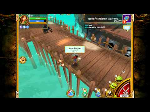 Arcane Legends Paradise Pier Glitch