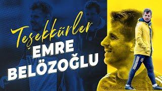Yolun Açık Olsun Fenerbahçeli Emre!