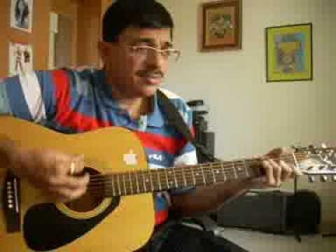 Ennai Kaanavilaye Netrodu ARR Guitar Chords Tamil Song Lesson by Suresh
