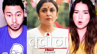 QUEEN | Ramya Krishnan | Gautham Menon | MX Player |  Reaction | Jaby Koay & Achara Kirk!