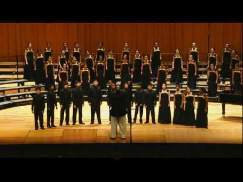 Joaquin Miller Middle School's Advanced Choir