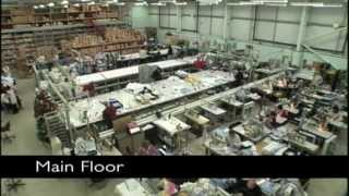 British Clothing Company - Behind the Scenes