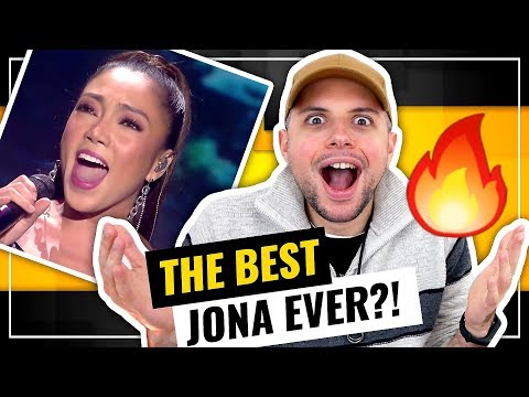 Jona - Queen of the Night | ASAP Rome | Her Best Performance Yet??! | HONEST REACTION