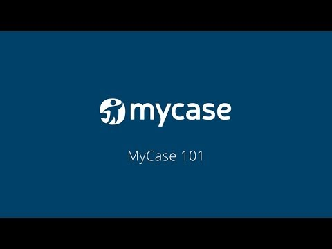 MyCase Legal Software Training: 101 - MyCase Tips