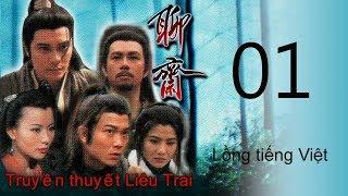 Truyền thuyết Liêu Trai 01/35 (tiếng Việt) DV chính: La Gia Lương,Lý Mỹ Phụng; TVB/1996