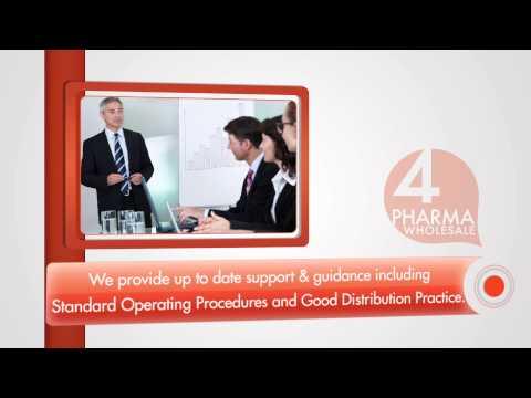 How does 4Pharma help you obtain a WDL?