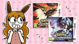 My Overview of Pokemon Ultra Sun & Moon