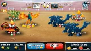 Monster Legends Monster Battle Arena Opening! What it does