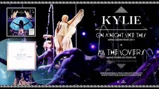 Kylie Minogue - On A Night Like This/ All The Lovers (Matias Segnini Mixes)