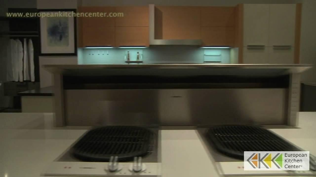 European Kitchen Center New York City Modern Kitchen Showroom