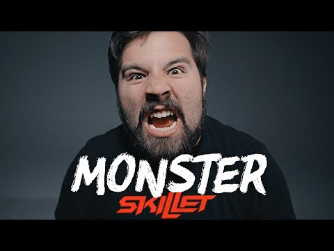 SKILLET  MONSTER Metal   Caleb Hyles and Jonathan Young