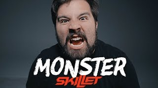 - SKILLET MONSTER Metal Cover by Caleb Hyles and Jonathan Young