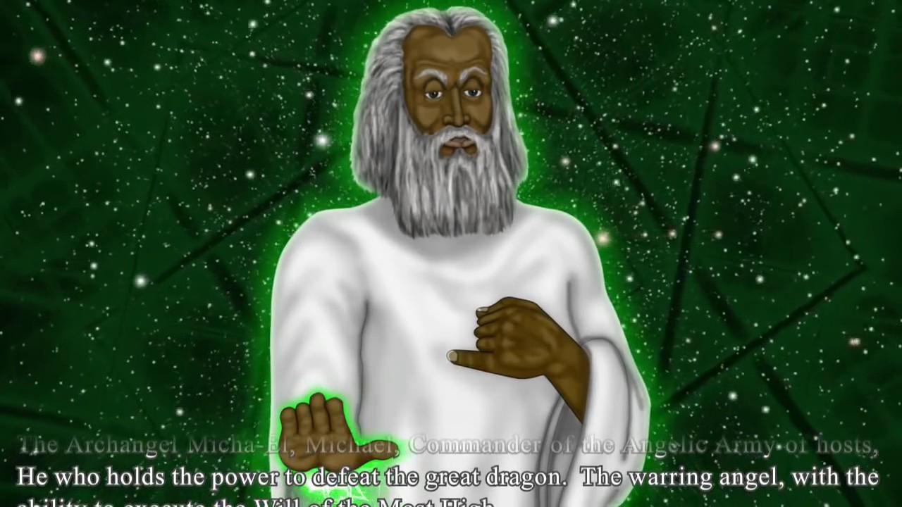 Archangel Micha'el Melchizedek and the Order of High Priests