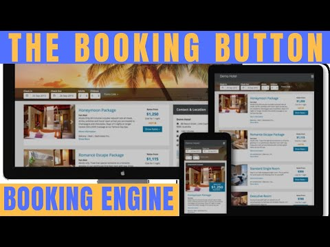 THE BOOKING BUTTON REVIEW | BOOKING ENGINE
