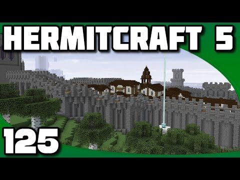 Hermitcraft   Ep 125p1   Just Another Brick in the Wall