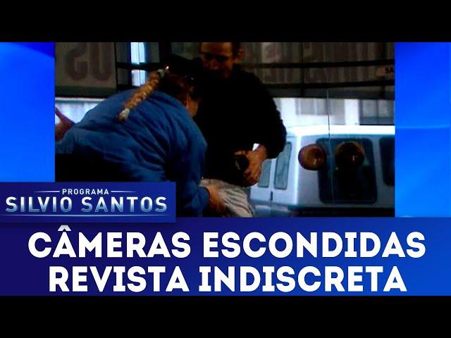 Revista Indiscreta | Câmeras Escondidas (24/02/19)
