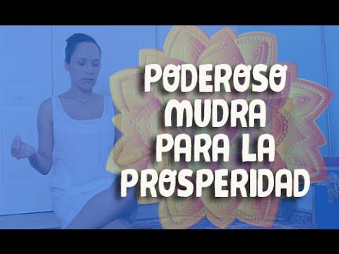 kAca Yoga - Mudras para la prosperidad