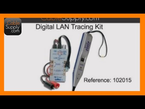 How to Trace Network (LAN) Cables