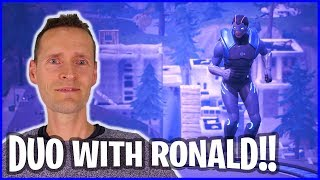 Season 4 Battle Pass Week 1 Challenges with Ronald in Battle Royale DUO