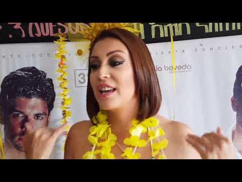 Karla Tarazona jura no volver a hablar de sus ex's