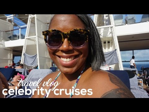 Travel Vlog: Celebrity Cruises
