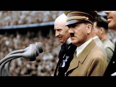 DOKU Hitlers letztes Jahr Teil 1/2 - Weltkrieg Ende HD