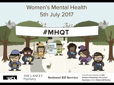 Women's Mental Health #MHQT