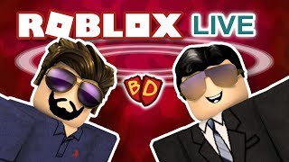 🔴 Roblox Live | Deathrun and MM2 | Ben and Dad