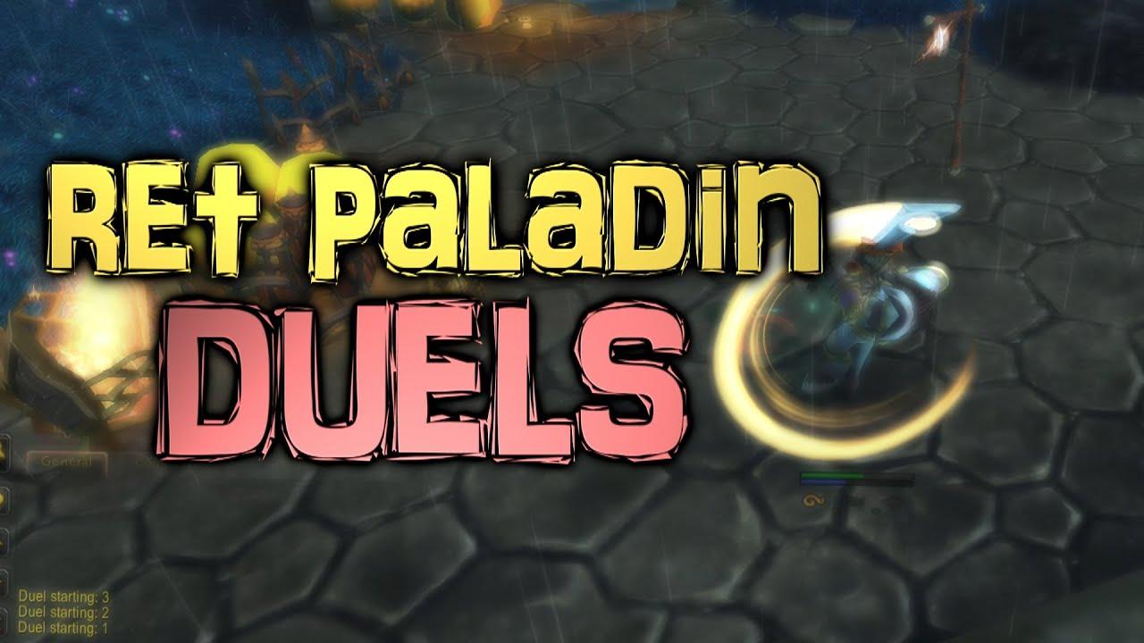 WoW LEGION DUELS   Retri Paladin! ft  Xuen [CobGames] - Vloggest