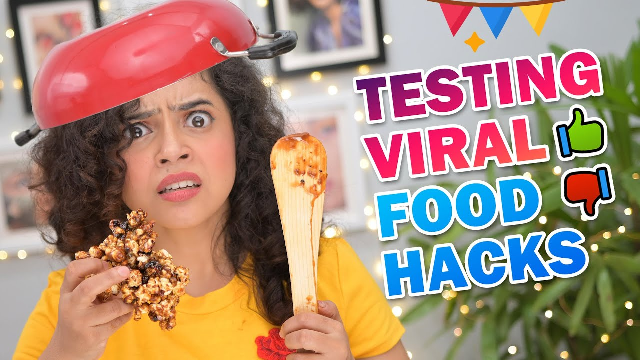 🤣DURGA PUJA *VIRAL* 🍦🍉FOOD HACKS Testing & Shopping !! | Honest Review Ep 9 | Wonder Munna Unplugged