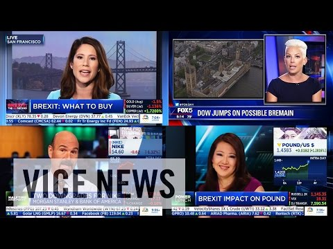 """American News Networks Are Trying to Make """"Bremain"""" a Thing"""