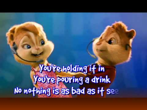 Just Give Me a Reason Chipmunks version