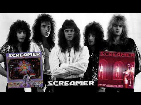 "SCREAMER (USA) ""Target Earth / What Excites You"" Teaser HD"