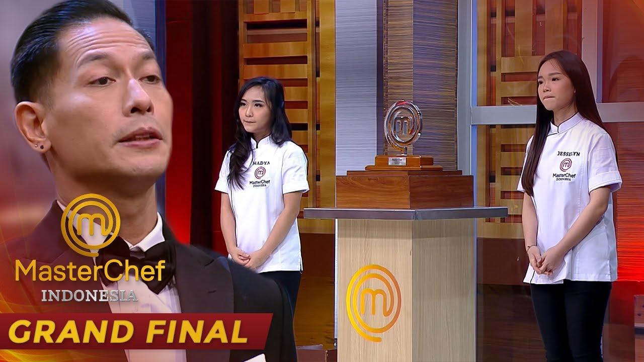 MASTERCHEF INDONESIA - Detik-Detik Pengumuman Juara Masterchef | Indonesia Season 8 | GRAND FINAL