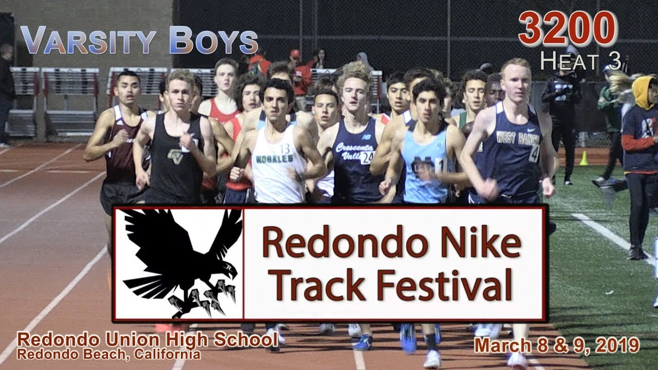 2019 TF - Redondo Invite - 3200 (Var Boys, H3 [of 3])