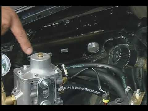 EasyFast CNG sequential injection kit - YouTube