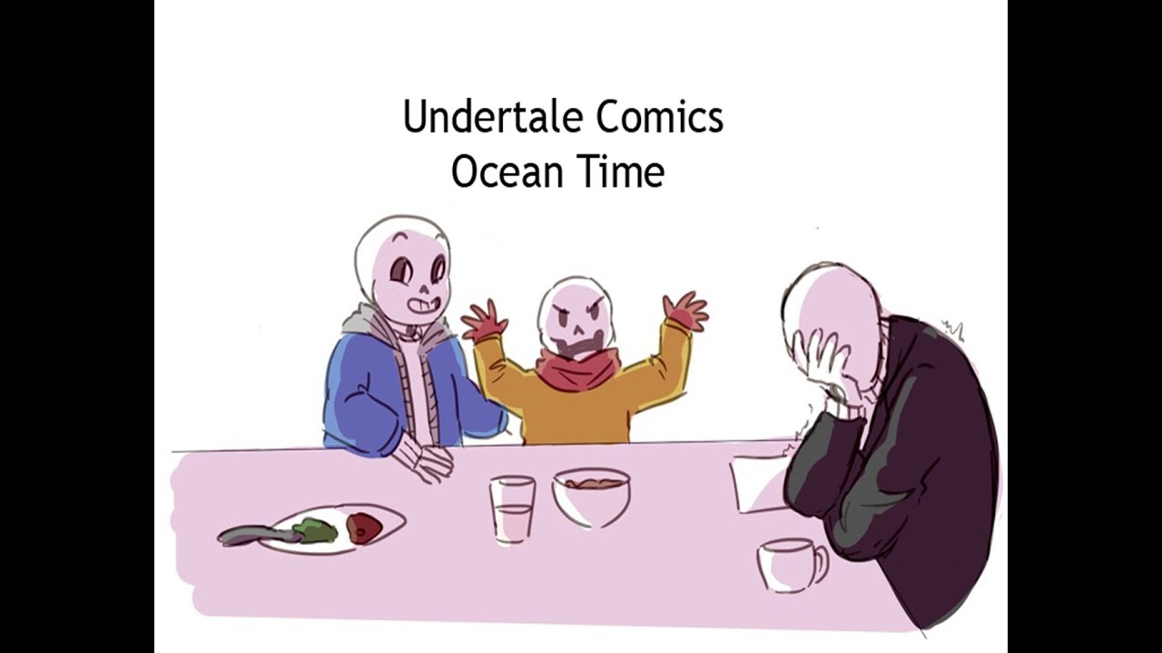 Sans and Gaster Ocean Puns! | Undertale Amino
